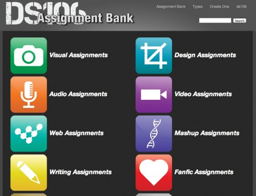 ds106 assignments