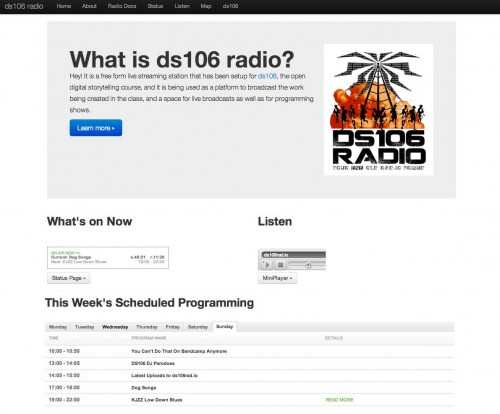 ds106radio-dashboard