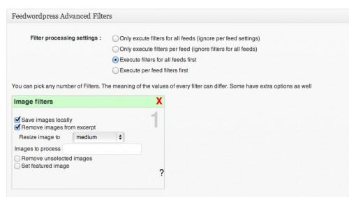fwp remove filter