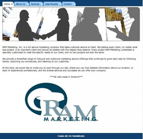 ram marketing