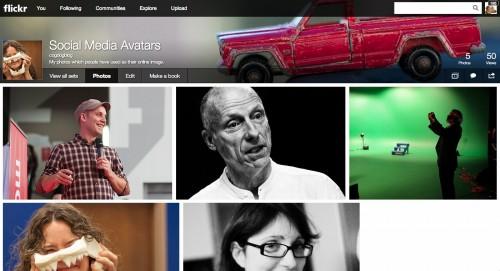 flickr-avatar-set