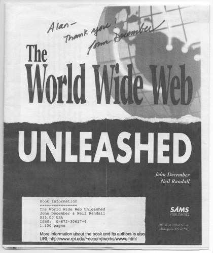 world wide web unleashed