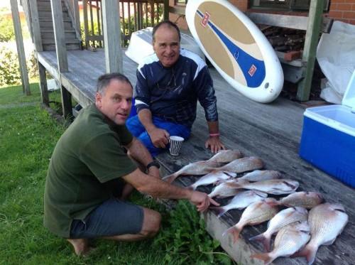 Two Guys 14 Fish