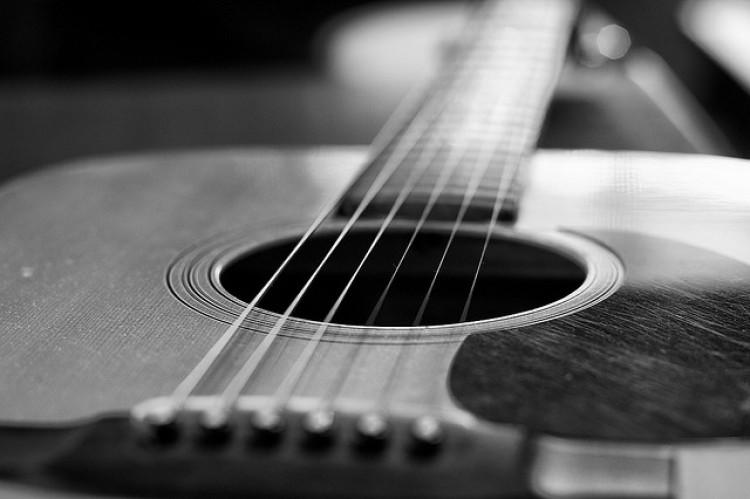 Alan's Old Guitar