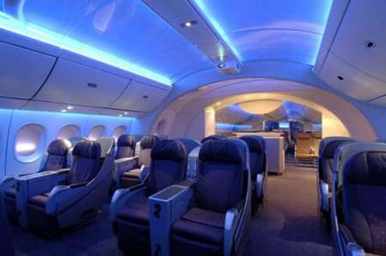 MOOCs on a Plane