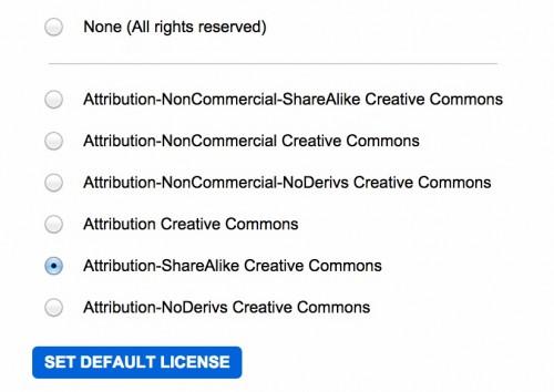 flickr-licenses