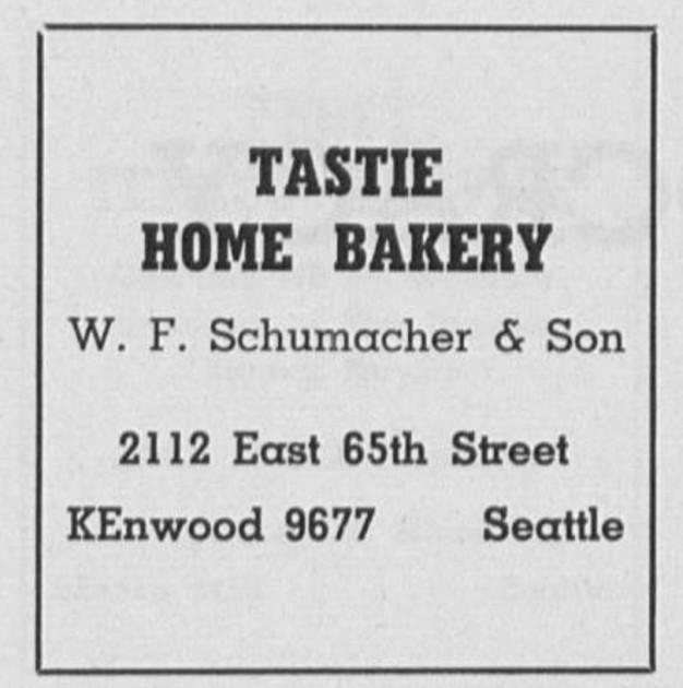 tastie bakery