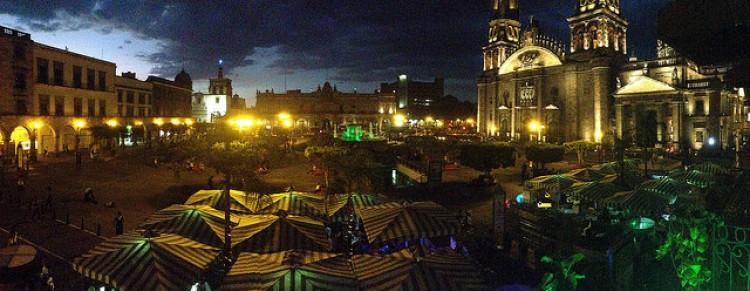 ¿Hay un ágora en Guadalajara?