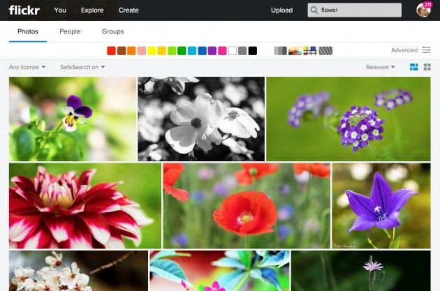 Monkeying Around With Hidden Flickr Search Parameters – CogDogBlog