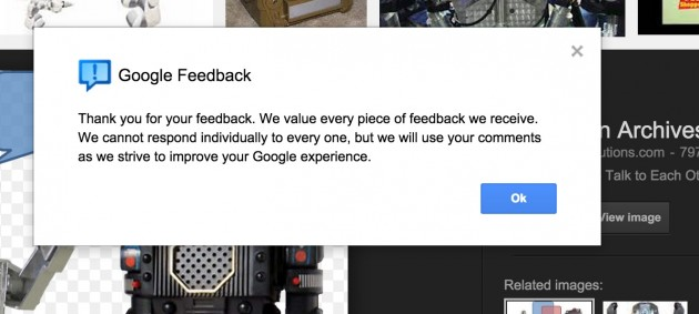 My google experience is strived and improved? Not.