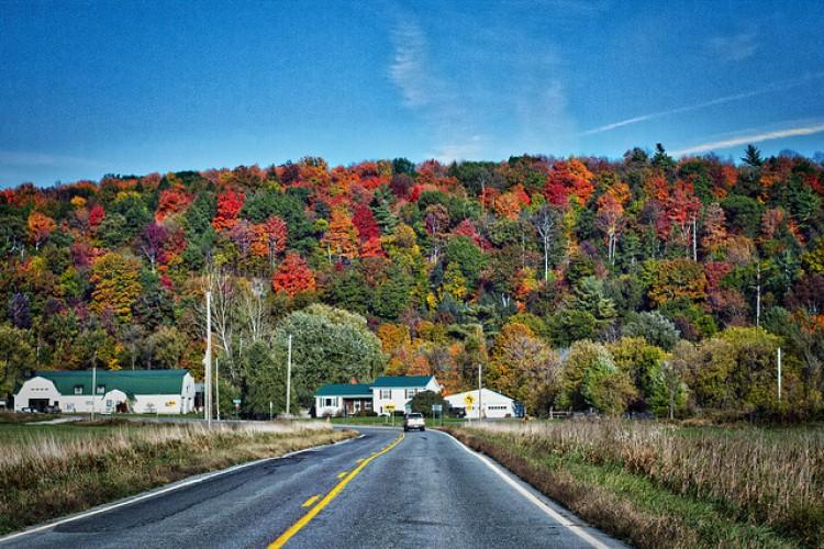 Leg 2 of East Coast Tour: Peak Autumn