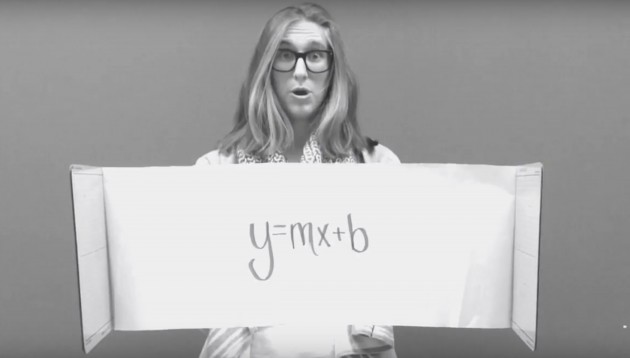 Has y=mx+b been so clearly explained?