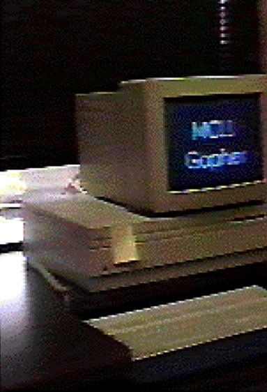 The MCLI Gopher Server circa 1993.