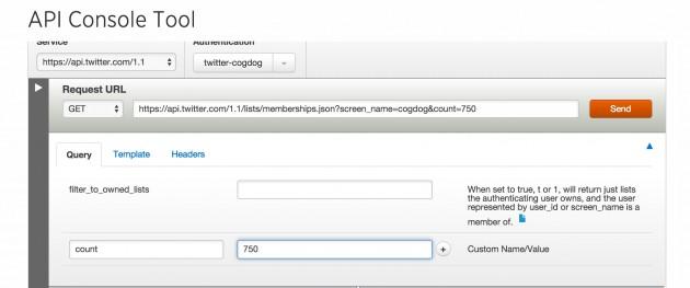 twitter API 2