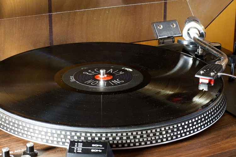 Spinning Albums from Reclaim Records