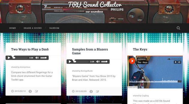 sound-collector