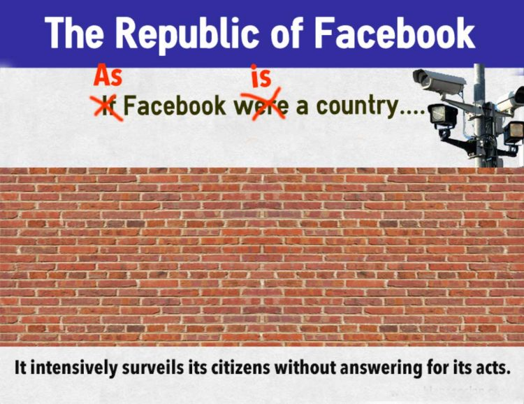 """What do you mean """"If"""" Facebook were a country?"""