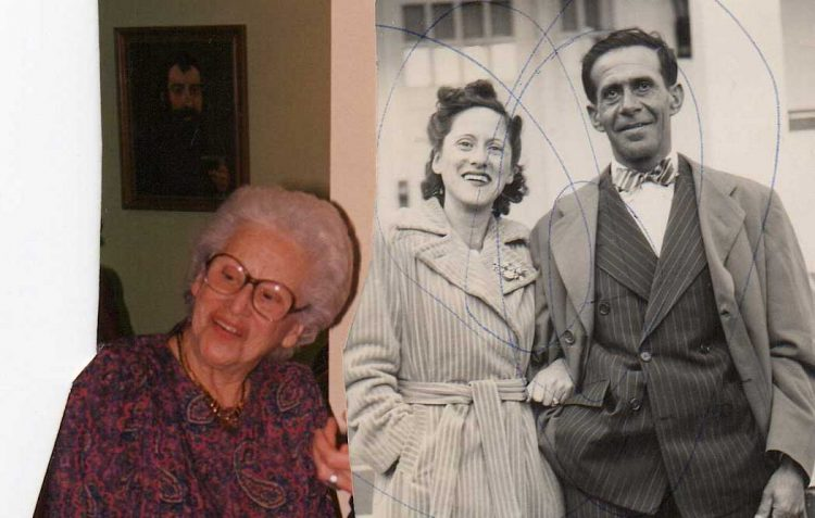 Grandma's Then and Now is Now Then and Thenner