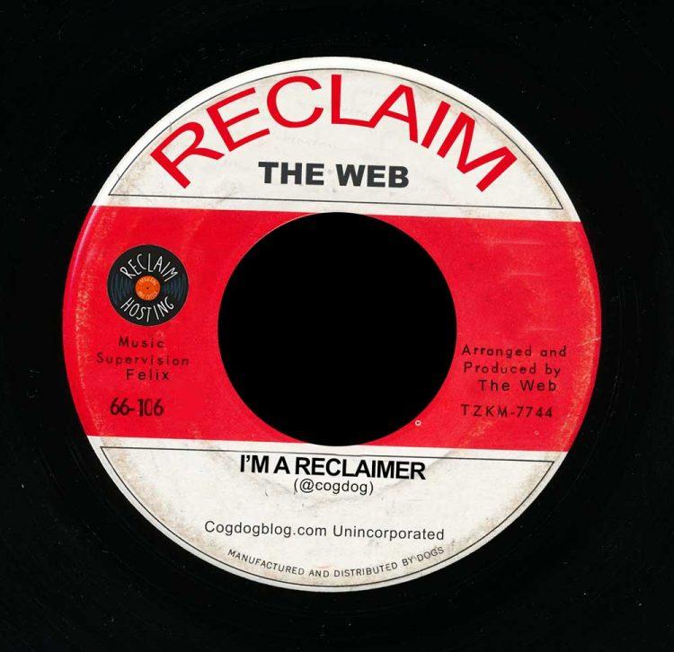 I'm a Reclaimer