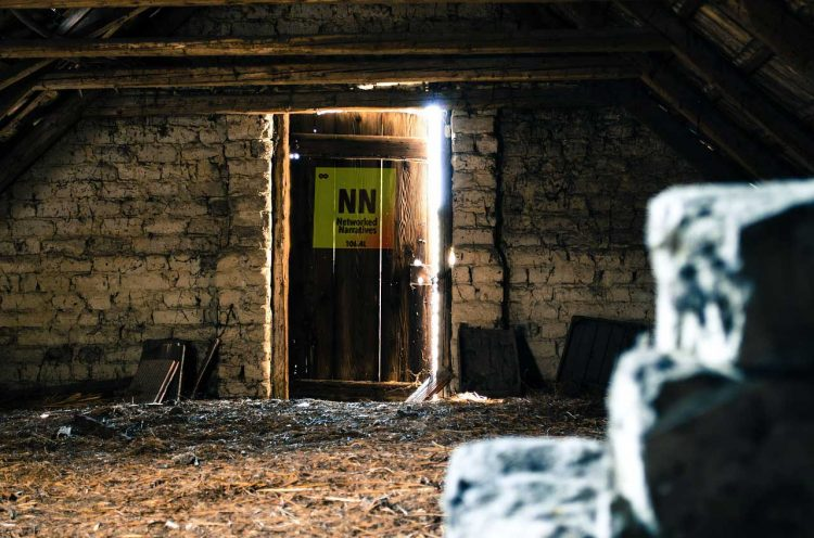 Who Wants to Walk Through the Strange #NetNarr Doorway?